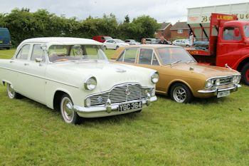 2 Fords