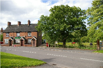 Shareshill Post Office